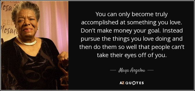 Maya Angelou Quote 3